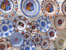 Porcelain, Fatima, Portugal Royalty Free Stock Image