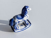 Porcelain figurine Stock Photography