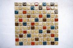 Porcelain mosaic Royalty Free Stock Photos