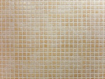 Porcelain pieces mosaic brown background pattern Royalty Free Stock Photos