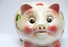 Free Porcelain Piglet Stock Image - 5834091
