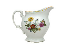 Porcelain pitcher Stock Photography