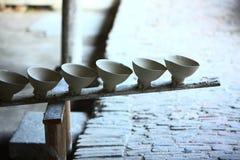 Porcelain production,Jingdezhen China Stock Photography
