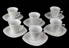 Porcelain set Royalty Free Stock Images