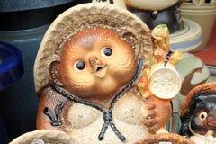 Porcelain at Shigaraki, Japan Stock Image
