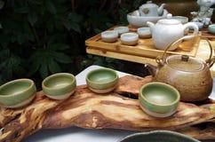 Porcelain Tea cup Stock Images