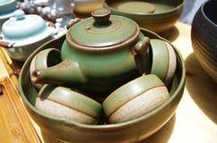 Porcelain Tea cup Stock Photo