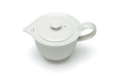 Porcelain Tea Pot Stock Photography