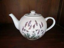 Porcelain Tea Pot. Stock Image