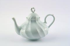 Porcelain teapot Royalty Free Stock Images