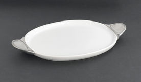 Porcelain tray Stock Image