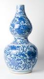 Porcelain vase Royalty Free Stock Photos