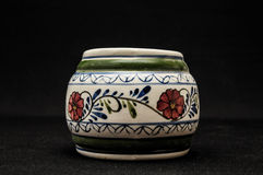 Porcelain vase Royalty Free Stock Photography
