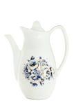 porcelain white Στοκ Εικόνα