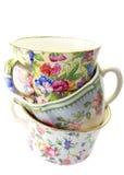 Porcelaine antique. Images libres de droits