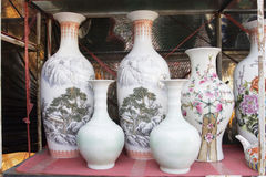 porcelaine chinoise Photographie stock