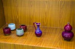 Porcelaine de Henan RU photographie stock libre de droits
