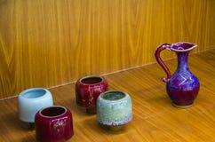Porcelaine de Henan RU photo stock