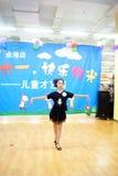 Porcelaine de Shenzhen : activité du jour des enfants Photographie stock
