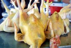 Porcelaine de Shenzhen : le poulet cale des flourishes d'affaires Image stock