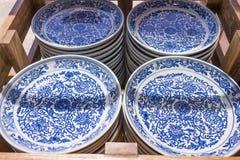 porcelana Fotografia de Stock