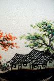 Porcelana chinesa Fotos de Stock Royalty Free
