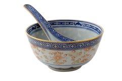 Porcelana chinesa Foto de Stock Royalty Free