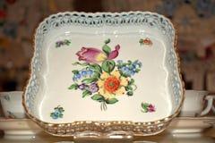 Porcelana de Herend de Hungria fotos de stock royalty free