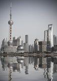 Porcelana de Shanghai Fotos de Stock