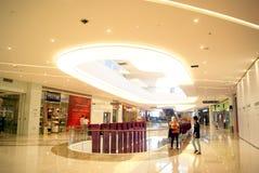 Porcelana de Shenzhen: grandes centros comerciais - brejo cheng do escaninho do ya do hai Imagem de Stock