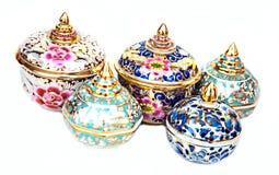 Porcelana do Chinaware imagem de stock