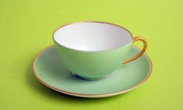 Porcelana do copo fotos de stock royalty free