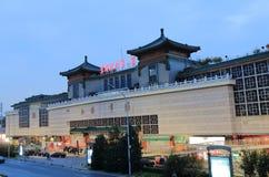 Porcelana do Pequim do mercado de Hong Qiao Pearl Imagens de Stock Royalty Free