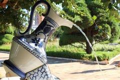 Porcelana famosa em pouca cidade em Brasil, Monte Siao-MG fotos de stock