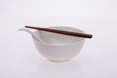Porcelana o mercancías de cerámica Imagen de archivo libre de regalías