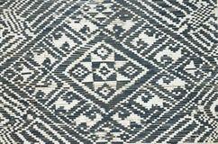 Porcelana składa mozaiki tło Wschodni matowy kształt Zdjęcia Stock