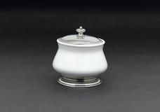 Porcelana Sugar Bowl Imagens de Stock Royalty Free