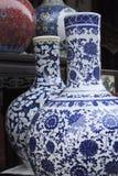 Porcelana velha chinesa. Imagens de Stock