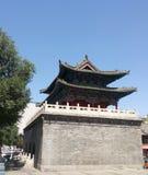 Porcelanowa Changzhi miasta Chenghuang świątynia - kolor obrazy royalty free