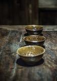 Porcelanowa herbaciana kultura Fotografia Royalty Free