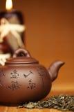 porcelanowa herbata fotografia royalty free