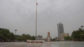 Porcelanowa Hotan flaga 25