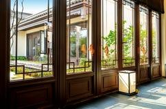 Porcelanowa Huizhou antyczna architektura Obrazy Royalty Free