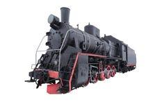 porcelanowa lokomotywa zrobił retro kontrparze Obrazy Stock