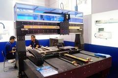 Porcelanowa Międzynarodowa Bateryjna technologii wymiany konferencja, wystawa/(CIBF) Zdjęcie Royalty Free