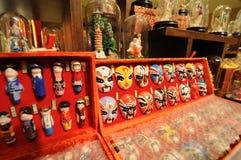Porcelanowa orientalna sztuka, rzemiosło & prezenty Fotografia Stock