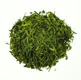PORCELANOWA SENCHA zielona herbata Zdjęcie Royalty Free