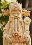porcelanowa statua Zdjęcie Royalty Free