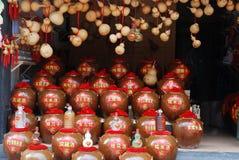 Porcelanowa turystyka w Fenghuang okręg administracyjny Zdjęcie Royalty Free
