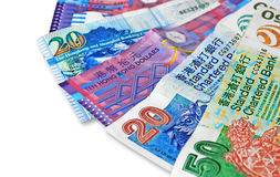 porcelanowa waluta Zdjęcia Stock